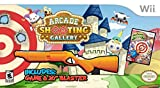 Arcade Shooting Gallery with Blaster - Nintendo Wii (Bundle)