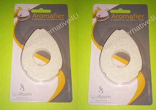 Aromafier/AromaColor Diffuser Refill Pads