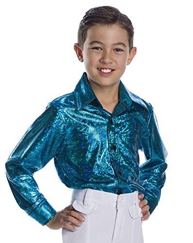 Toddler Boy Disco Costumes - Charades Crocodile Skin Children's Disco Top