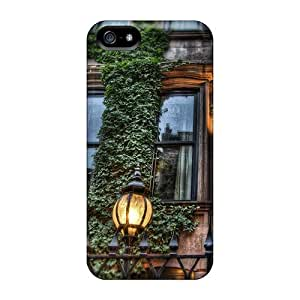 Series Skin Case Cover For Iphone 5/5s(452 W44th Street Nyc Hdr)