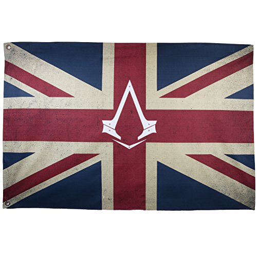 Assassin's Creed: Syndicate Flag - British Flag Union Jack
