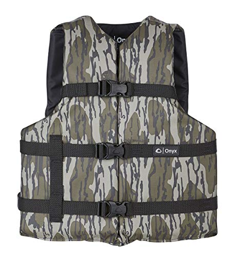 ONYX General Purpose Boating Life Jacket Universal, MO Bottomland
