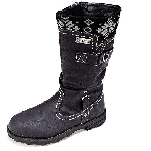 uk availability ff375 d42cd Magnus Kinder Schuhe Boots Winterschuhe (22A) Winterstiefel ...