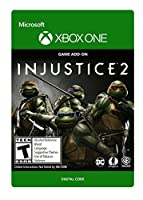 Injustice 2: Tmnt - Xbox One [Digital Code]