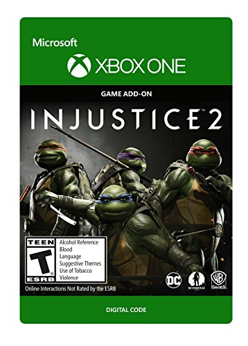 Injustice 2: Tmnt - Xbox One [Digital Code] (Superman Xbox One Game)