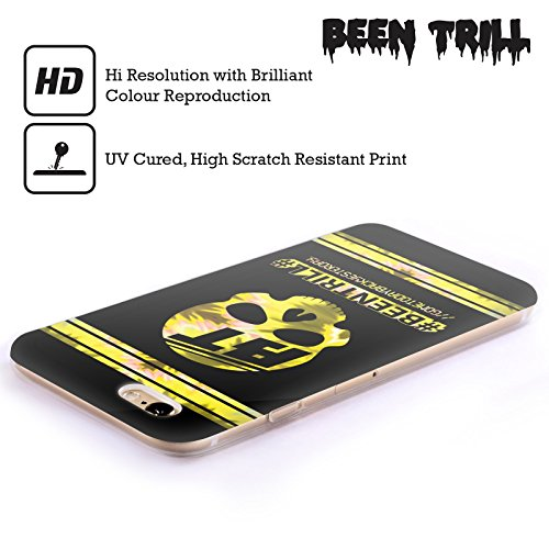 Official Been Trill Gold Colourful Prints Soft Gel Case for Apple iPhone 5 / 5s / SE