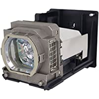 AuraBeam Economy Mitsubishi HC5500 Projector Replacement Lamp with Housing