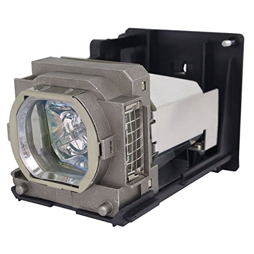 Vlt Hc5000lp Replacement - AuraBeam VLT-HC5000LP Projector Replacement Original Bulb with Generic Housing for Mitsubishi HC4900 HC5000 HC500BL HC5500 HC6000 HC6000 BL HC6050 by AuraBeam