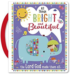 Image result for all things bright and beautiful book  the lord god made them all