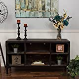 Bombay Furniture Company Best Deals - Bombay Reclaimed Gray Media Console Table