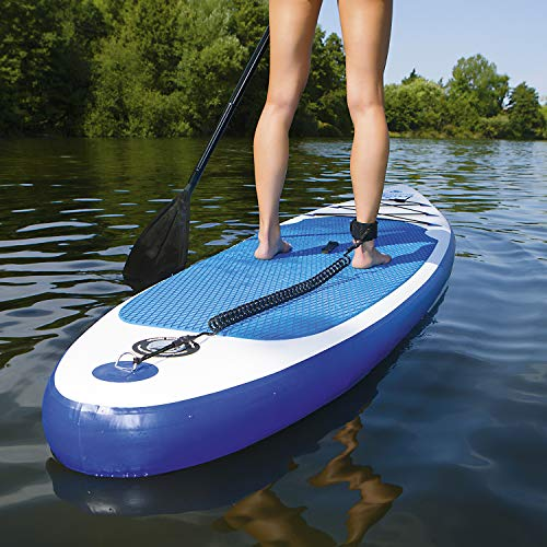 EASYmaxx Tabla Paddle Surf Hinchable para Principiantes con Bomba ...