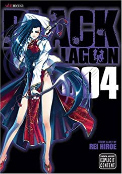 Black Lagoon, Vol. 4 by [Hiroe, Rei]