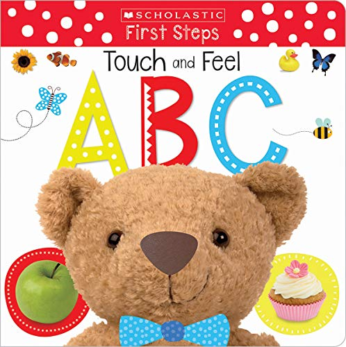 Touch and Feel ABC (Scholastic Early Learners) (Abc Flip Chart With Cd)
