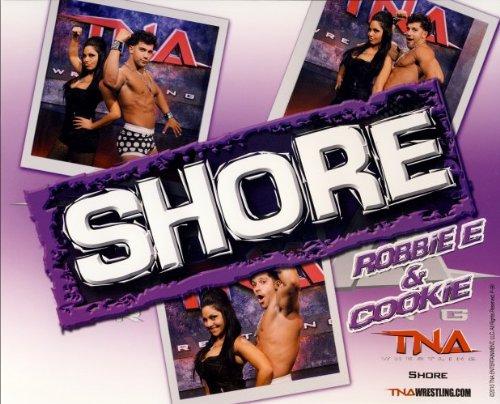 ct Wrestling 8x10 Promo Photo ()