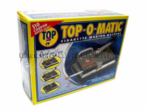 Used, Top-O-Matic Table Top Tobacco Injector Cigarette Rolling for sale  Delivered anywhere in USA