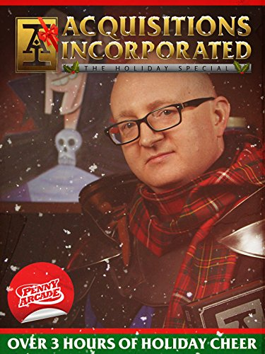 Acquisitions Incorporated: The Holiday -