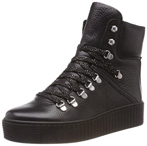 Agda L Scarpa The Boots nero donna 110 Bear da Schwarz tqtEUp6