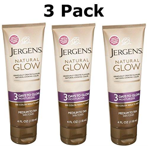 Jergens Natural Glow Moisturizer Medium