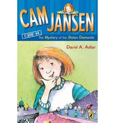 Download [ { THE MYSTERY OF THE STOLEN DIAMONDS (CAM JANSEN (QUALITY) #01) } ] by Adler, David A (AUTHOR) Aug-01-2004 [ Paperback ] ebook