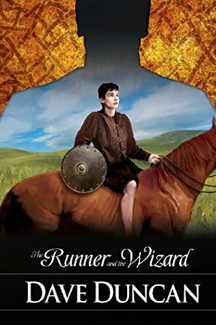 book cover of The Runner and the Wizard