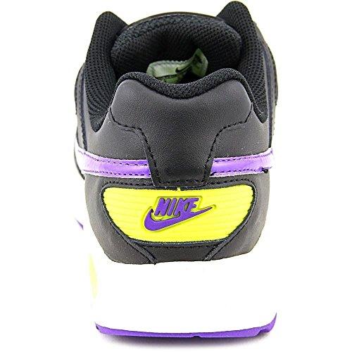 Nike Womens Nike Air Max Coliseum Scarpe Da Corsa Dimensioni Sneakers: 9.5 Nero / Viola / Bianco-volt