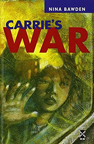 book cover of Carrie\'s War