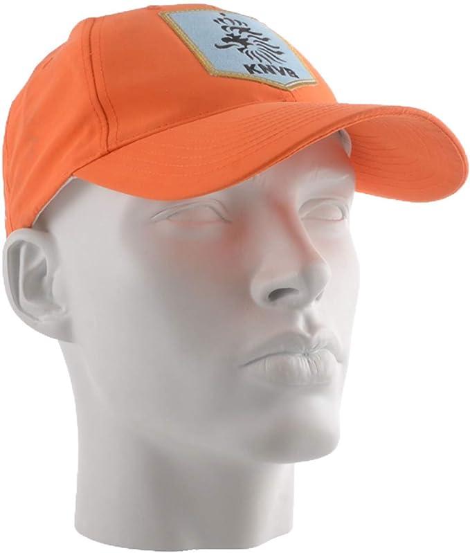 Nike - Gorra, diseño de la selección holandesa, color naranja ...