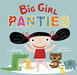 Big Girl Panties Fran Manushkin ebook product image