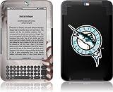 Skinit Kindle Skin (Fits Kindle Keyboard), Florida Marlins