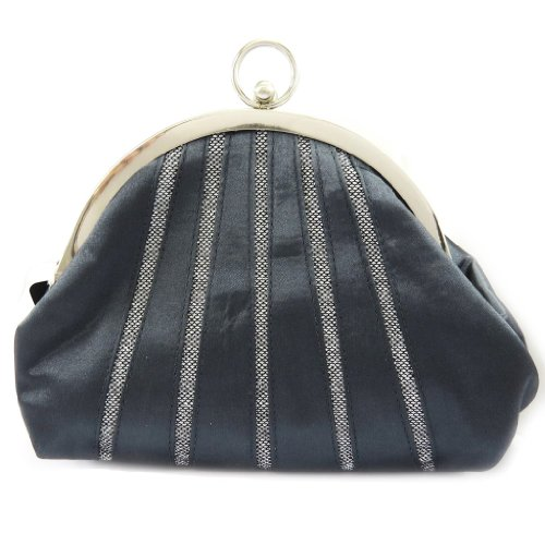 Bursa sac 'Nina'gris antracita.