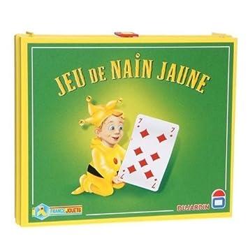 Dujardin 106 Nain Jaune - Juego de Mesa con Cartas (Contenido en francés)