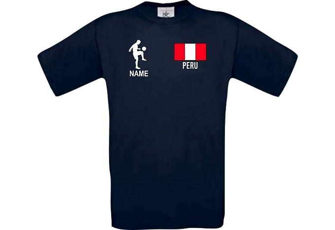 Camisetas de futbol peru