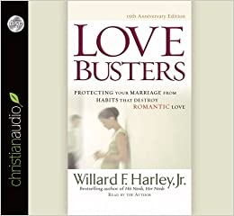 Book Love Busters: Protecting Your Marriage from Habits That Destroy Romantic Love