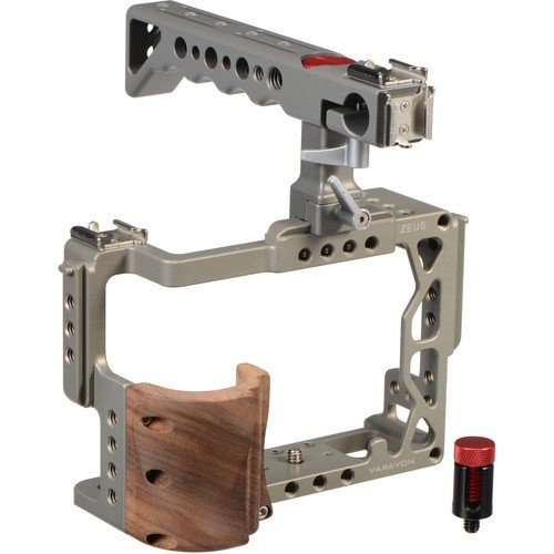 Varavon Zeus Standard Cage for Sony a7R II, a7S II, & a7 II by Varavon