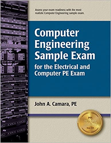 Computer engineering sample exam for the electrical and computer pe computer engineering sample exam for the electrical and computer pe exam 1st edition fandeluxe Gallery