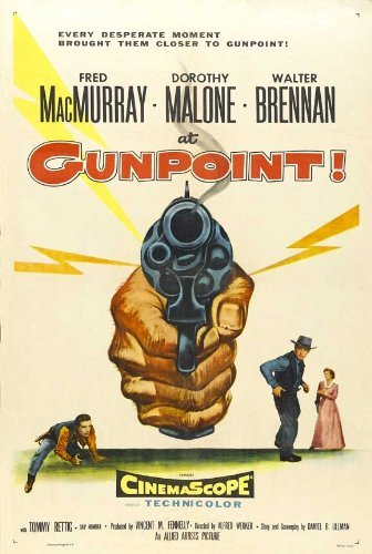 At Gunpoint POSTER Movie (27 x 40 Inches - 69cm x 102cm) (1955)