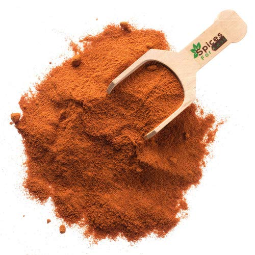SFL Ground Cayenne Red Pepper Powder Bulk -  Premium Quality  Top Grade Kosher for cooking or pest control  5 lbs by Spices For Less