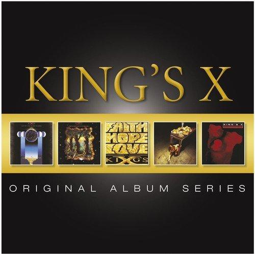 Original Album Series - King`S X