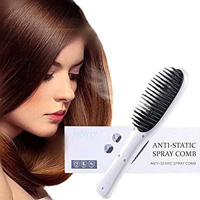 TONGKUN Professional Detangling Hairbrush Hair Comb Good for Anti Frizz Perm Repair Scalp Massage Care Relief Pruritus Prevent Split and Hair Broken Dry
