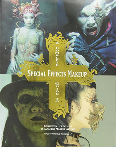 [A Complete Guide to Special Effects Makeup] (Special Effects Makeup Kit)