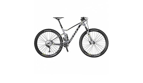 Scott Spark 740 - Bicicleta de montaña, color negro, tamaño S ...