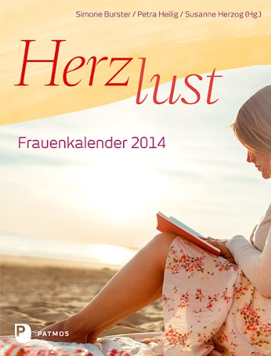 Herzlust: Frauenkalender 2014
