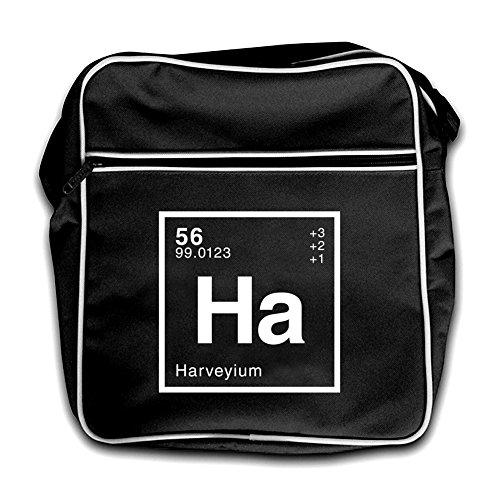 Retro Black Element Flight Red Bag Dressdown Periodic Harvey qHnBWtxv