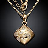 Gold Necklaces Pendant Jewelry Birthday Gifts