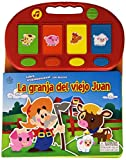 img - for La granja del viejo Juan / Old MacDonald (Libros Tridimensionales Con Musica) (Spanish Edition) book / textbook / text book