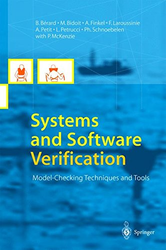 Systems and Software Verification: Model-Checking Techniques and Tools by Brand: Springer