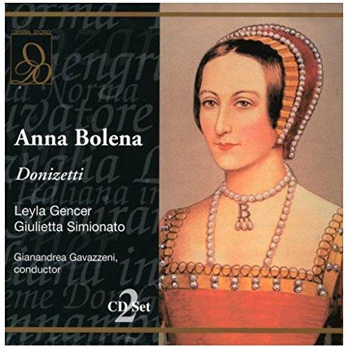 Anna Bolena by Opera D'Oro