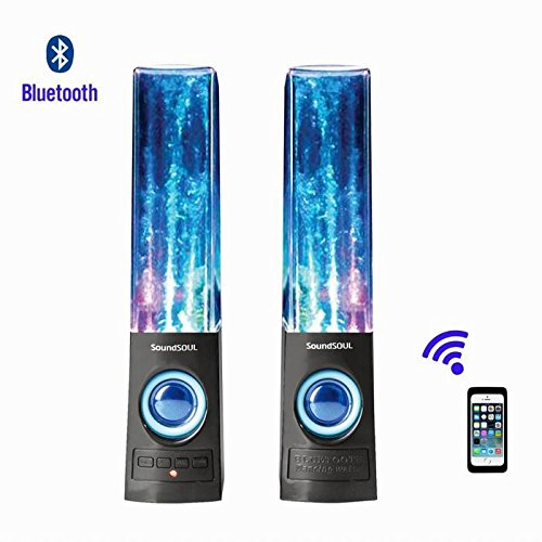 Fountain Dancing Bluetooth Speakers ...