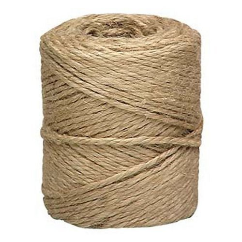 Lehigh Group 530X Jute Twine Heavy Duty twine 190' (2 Rolls)